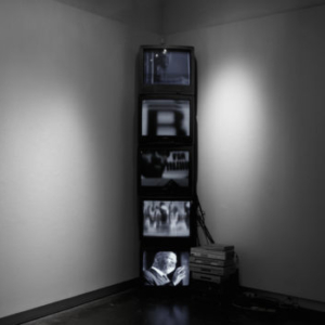 Paul Stephen Benjamin , Vertical, 2013, video still