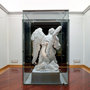 Catherine Wagner, Wagner Angel Encased Bernini