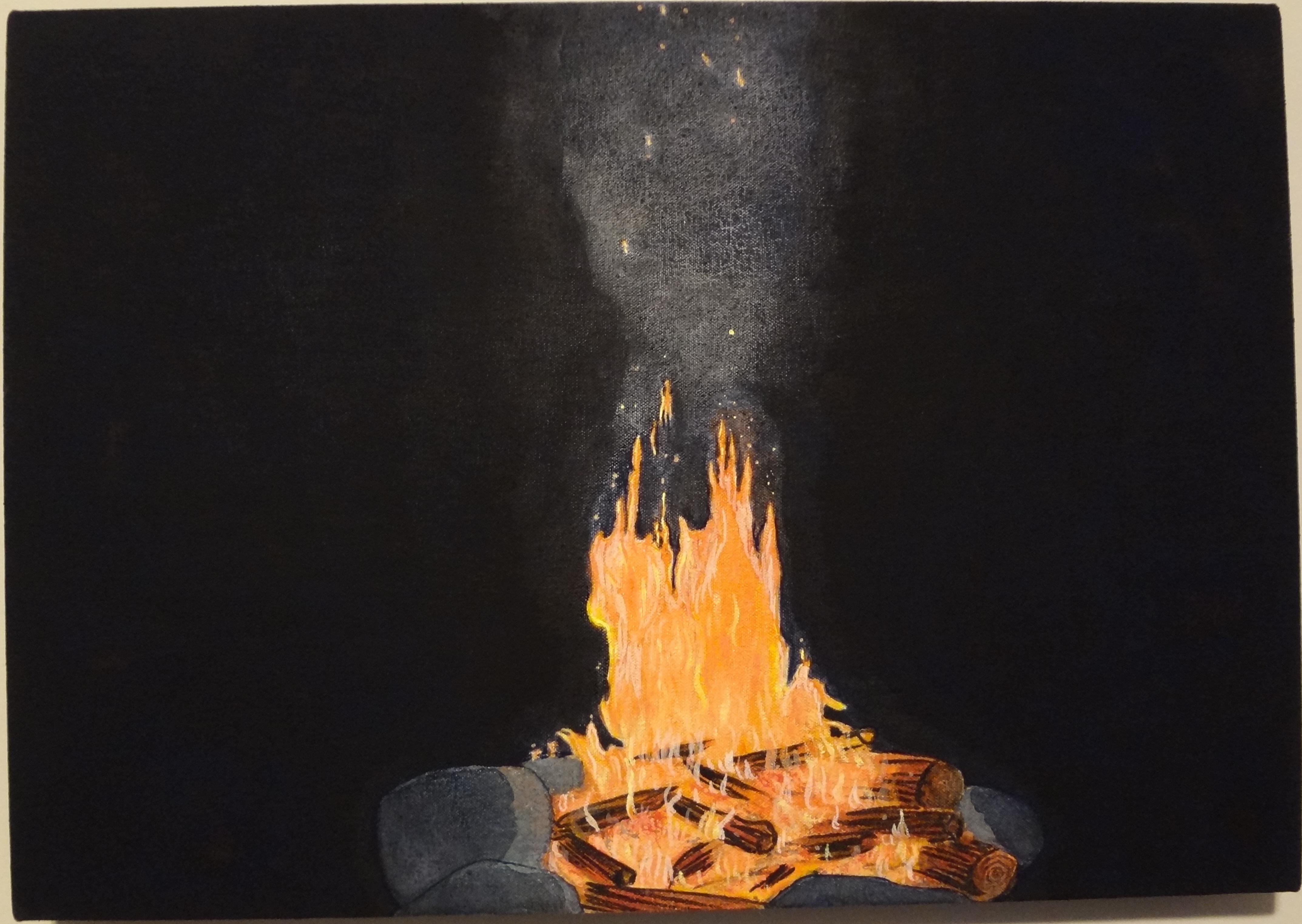 Daniel Fabian - Campfire 2012