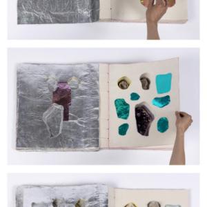 Dianna Frid, Esta MIna Artist's Book