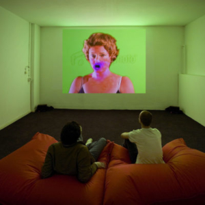 Cached Curses, 2010, Single-Channel, Video, Color, Sound 04:44 min