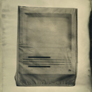 Jeanne Friscia, Untitled (Marnie's Mac), 2012, ambrotype, 10 x 8 inches