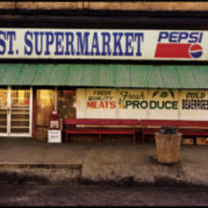 Jerry Siegel, Washington Street Market, 2003