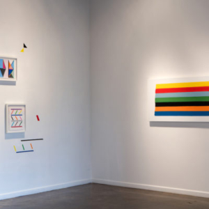 Jessica Snow, Galleri Urbane (installation view)