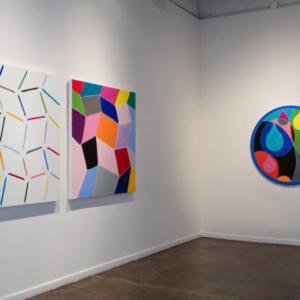 Jessica Snow, Galleri Urbane installation view
