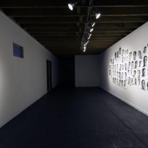 John Neff, Installation view: Mark Jackson / Tony Lewis / John Neff at LUMP Gallery, Raleigh, North Carolina, 2013
