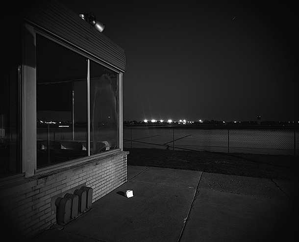 "Stephen Tourlentes, Galesburg IL State Prison, 2014, Archival pigment print, 24"" x 24"""