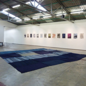 Santiago Cucullu, In The Lavender Haze (installation view)