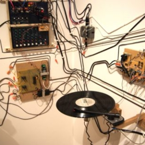Jeff Shore and Jon Fisher, Reel to Reel, McClain Gallery 2011