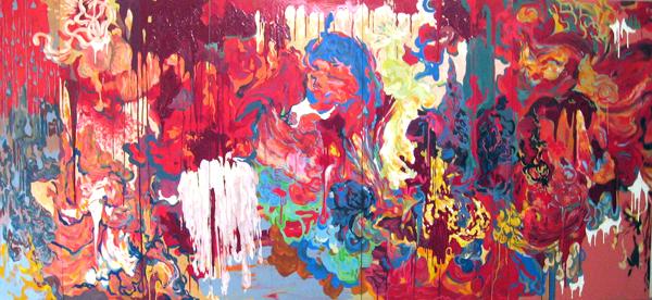 Stephanie Toppin, Self Portrait No 1 - 5