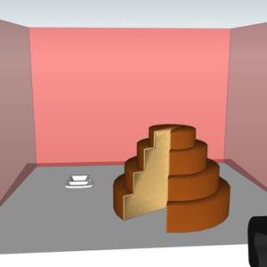 Georgia Sagri, Daily Bread, 2015 3D sketch, dimensions variable