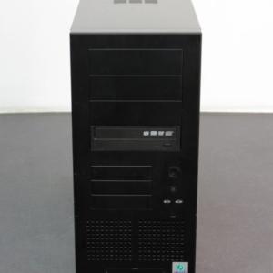 Park McArthur, Social Security, 2008-2013, 2014, custom built computer, 17.5 x 9.25 x 19.25 inches