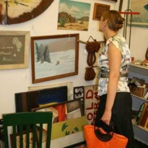 Bill Davenport, Bill's Junk: Curator shopping, 2009, mixed media, variable