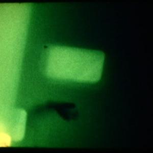 Robbie Land, Matters of Bioluminescence, 2014, still from 16mm film
