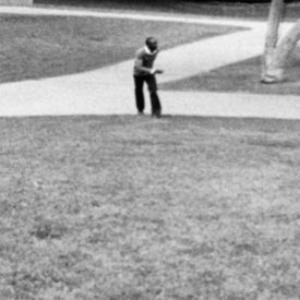 GarGarrett Bradley, Sardines (Torqued Ellipse by Richard Serra), 2010, video still, 16mm transferrett Bradley, Malik, 2014, iPhone