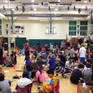 Ramekon O'Arwisters, Crochet Jam, San Francisco Day School, 2015