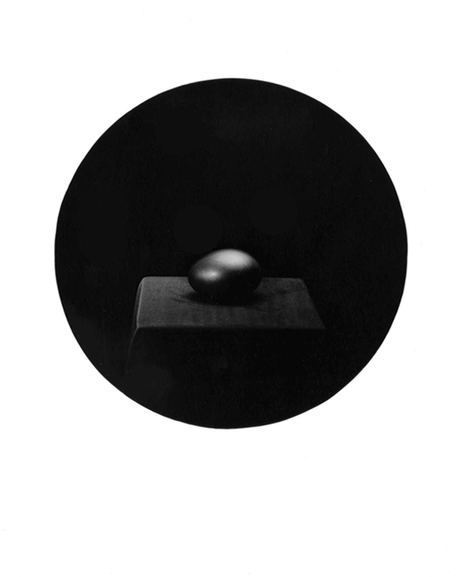 J John Priola, Golden Egg, 1993, gelatin-silver print, 23 1/2 x 20 1/2 inches framed, from the series Paradise