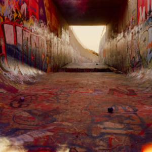 Melanie Schiff, Hellroom, 2009, digital c-print, 16 x 20 inches