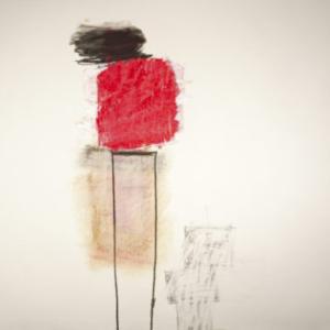 Rocio Rodriguez, Broken Image, 2013, oil on canvas, 60 x 72 inches