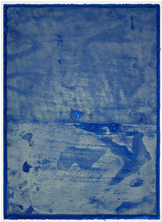 Carl Suddath, untitled, 2015, dye, ink, and gouache on paper, 30 x 22 inches