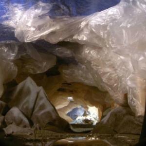 Kelly Kaczynski, Olympus Manger (view under stage)