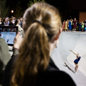 Lauri Stallings, search for the exceptional public choreographies + pool restoration, May - September, 2012