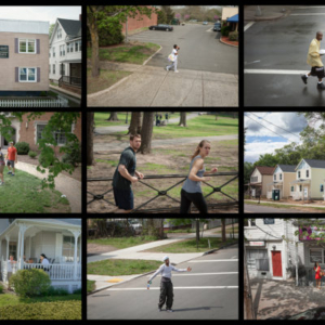 Jim Goldberg, New Haven Streetviews from Candy, 2014, archival inkjet print, dimensions variable