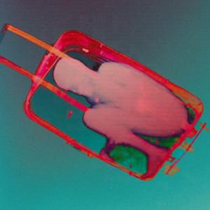 Julio César Morales, Boy in suitcase, 2015, HD video, 3:33 minutes