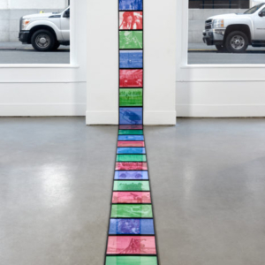 Julio Cesar Morales, Emotional Violence, 2015, installation view, Gallery Wendi Norris, San Francisco