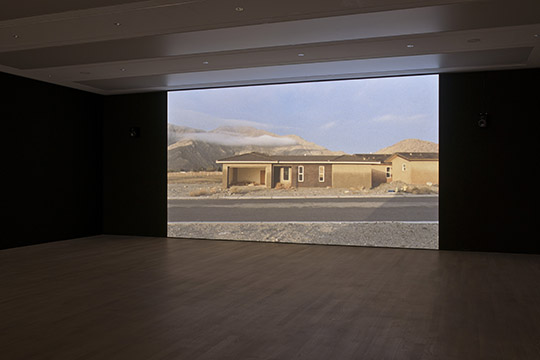 Amie Siegel, Black Moon, 2010, S-16mm film transferred to High Definition, 20 minutes, color/sound. Image courtesy of www.amiesiegel.net