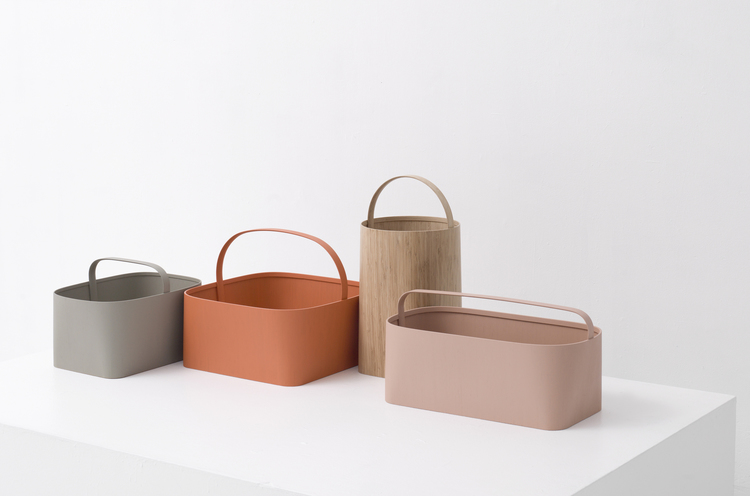 John Arndt, Shaker Baskets. Image courtesy of www.studiogorm.com