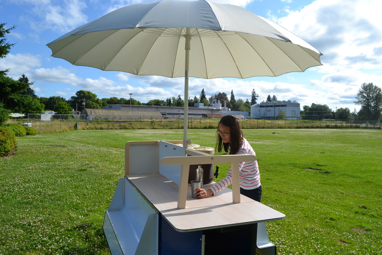 John Arndt, Tea Cart. Image courtesy of www.studiogorm.com