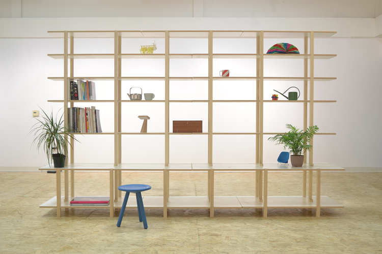 John Arndt, Step Shelf. Image courtesy of www.studiogorm.com