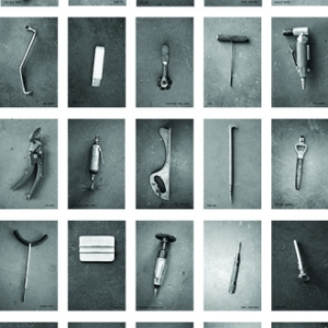 Liz Cohen, DIY - Do It Yourself, 2007, archival inkjet prints, 9.75 × 6 × 1 inches. Image courtesy of www.salon94.com