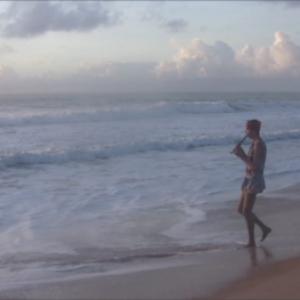 Sergei Tcherepnin, Pied Piper Ocean, 2015, HD video, Silent, 6 min