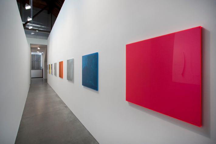 Gaylen Gerber, Installation view, Andrea Rosen Gallery, New York, NY, 2014. Image courtesy of www.wallspacegallery.com
