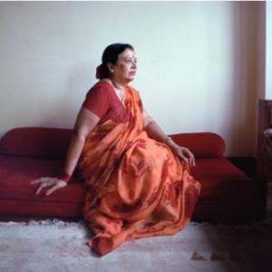 Surendra Lawoti, Shreejana Pradhan, Vice President, National Indigenous Women's Federation, 2013. Image courtesy of www.surendralawoti.com