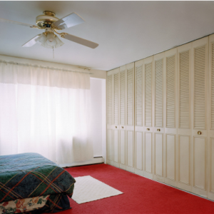 Surendra Lawoti, Bedroom, 2001, from the series Chicago Pictures. Image courtesy of www.surendralawoti.com