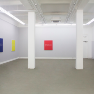 Meg Cranston & John Baldessari, Keep it Simple. Keep it Fresh., 2013, Installation view, Michael Janssen, Singapore.