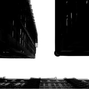 Tom Denlinger, Sky over Chicago, Sky 8, 2000, pigmented inkjet 23 x 23 inches