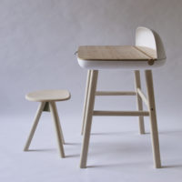 John Arndt, Shell Desk. Image courtesy of www.studiogorm.com