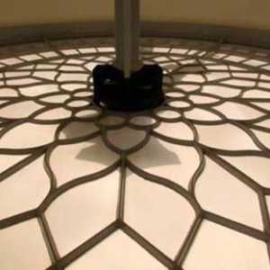 Bill Fontana, Speeds of Time, Palace of Westminster London, 2004. Image courtesy of www.resoundings.org