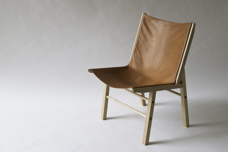 John Arndt, No. 3 Chair Leather. Image courtesy of www.studiogorm.com
