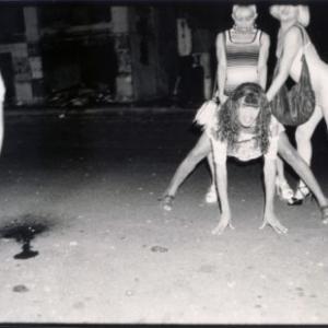 Liz Cohen, La Cuatro de Julio/ Avenida de los Martires, 1996–2000, gelatin silver print, 8 x 10 inches. Image courtesy of www.salon94.com