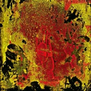 Philip Smith, FIRE HAND, 2015, film-negative