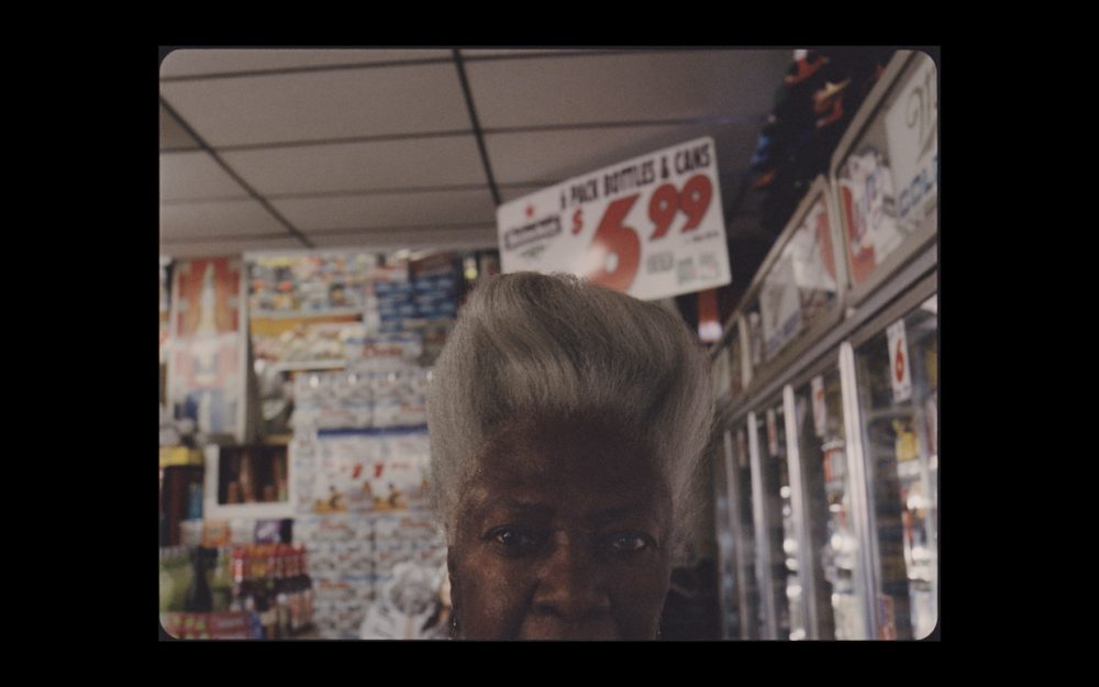 Kahlil Joseph, m.A.A.d., 2014, 35mm motion picture still, 1240 x 670 pixels